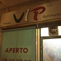 Photo taken at Vip Pizzeria by Muro on 3/31/2012