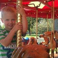 Photo taken at Kimberly's Carousel by Benjamin on 8/20/2011