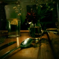 Photo taken at The Jones Eastside by Madeleine E. on 12/6/2011