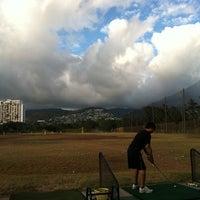 Photo taken at Ala Wai Golf Course by Jemu P. on 9/19/2011