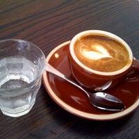 Снимок сделан в WTF Coffee Lab пользователем 7th.List 1/2/2012