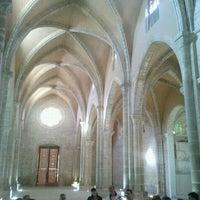 Photo taken at Monasterio de Rueda by Gozarte Z. on 10/2/2011