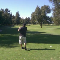 Photo taken at Buchanan Fields Golf Course by Maile C. on 7/27/2012