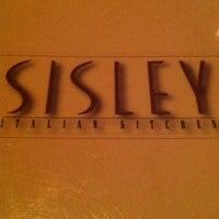 Photo taken at Sisley Italian Kitchen by Taja V S. on 7/22/2012