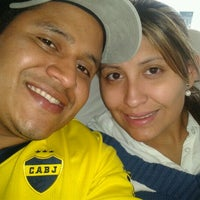 Photo taken at Transportes Ecuador by Mario Geovanny F. on 5/24/2012