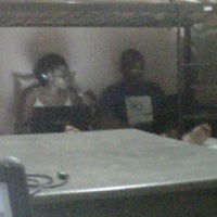 Photo taken at West End Hostel by Quayqu A. on 10/17/2011