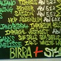 Foto scattata a Birra + da Massimiliano V. il 7/17/2012
