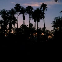 Photo taken at Coachella Festival VIP by chelis e. on 4/17/2011