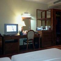 Photo taken at Dragon Royal Hotel by Yen H. on 12/30/2011
