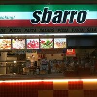 Photo taken at sbarro イオンモール浜松志都呂店 by う on 8/16/2011