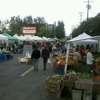 Photo taken at Hollywood Farmer's Market by Jeff M. on 10/1/2011