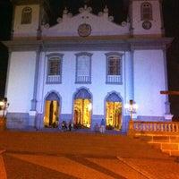 Photo taken at Igreja Matriz São Vicente Férrer by Rafael X. on 3/14/2012