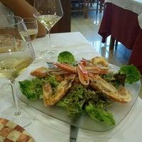 Photo taken at Restaurante Napoleón by trikar on 10/1/2011