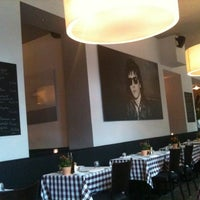 Photo taken at Restaurant & Café Luchs by just m. on 7/17/2011