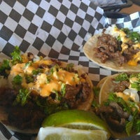 Photo taken at LA Burger by An N. on 12/14/2011