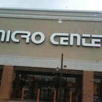 Photo taken at Micro Center by Karen B. on 9/8/2011