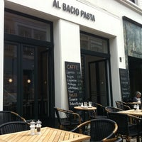 Photo taken at Al Bacio Pasta by Peter F. on 6/17/2011
