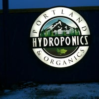 Photo taken at Portland Hydroponics and Organics by Annamay on 1/17/2012