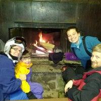 Photo taken at Greek Peak Mountain Resort by Joe O. on 1/14/2012