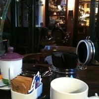 Photo taken at NeaEra Lounge Bar by Matteo Guizz G. on 11/1/2011