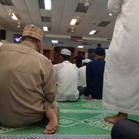Photo taken at Al-Iman Mosque by IBlaxe on 8/17/2012