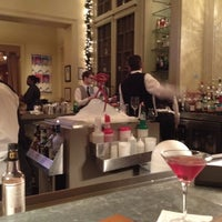 Photo taken at Café Adelaide & the Swizzle Stick Bar by cmitchb on 12/16/2011