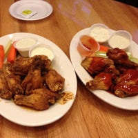 Photo taken at BWB - Buffalo Wings & Beer by Shaggy N. on 10/24/2011