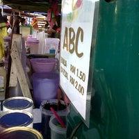 Photo taken at Pasar Malam Pak Tuyu by Rosniza A. on 12/15/2011