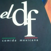 Photo taken at El DF by Malala A. on 10/30/2011