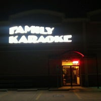 Photo taken at Family Karaoke by Shannon R. on 3/25/2011