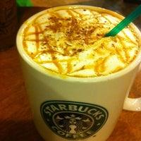 Photo taken at Starbucks by Aldrin D. on 8/29/2012