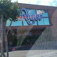 Photo taken at Kroger by Lamar F. on 4/22/2012