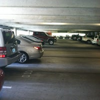 Photo taken at Marriott World Center Parking Deck by Jeff D. on 8/11/2012
