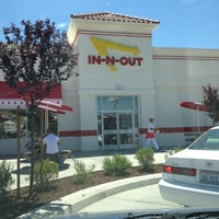Photo taken at In-N-Out Burger by Greg on 7/26/2012