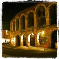Снимок сделан в Verona пользователем Paolo T. 1/30/2012