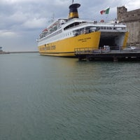 Photo taken at Porto di Livorno by Margherita F. on 7/23/2012