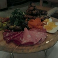 Photo taken at Bottega Restaurant by Coz B. on 11/22/2011