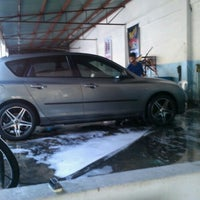 Photo taken at Bluemile Auto Detailing by Tim T. on 10/18/2011