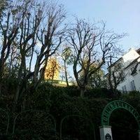 Photo taken at Le Moulin de la Galette by Andrej E. on 11/20/2011