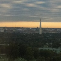 Photo taken at Sheraton Pentagon City Hotel by Jessica G. on 10/22/2011