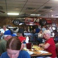 Photo taken at Ron's Bar-B-Que by Kylene H. on 6/14/2011