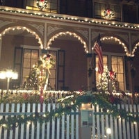 Photo taken at Mason Cottage Cape May Bed & Breakfast by cheryl k. on 12/26/2011