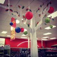 Photo taken at Target by Jason R. on 3/17/2012
