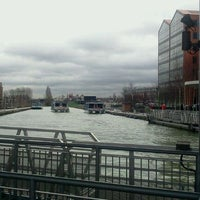 Photo taken at Navette fluviale Icade by Longboard34 D. on 1/19/2012