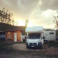 Photo taken at Camping Levico by Gabry O. on 8/25/2012