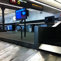 Photo taken at Baggage Claim 14 by Ed K. on 7/16/2011