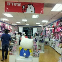 Photo taken at Sanrio Outlet Store by J. A. on 8/24/2011