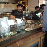 Photo taken at Chipotle Mexican Grill by Aijin S. on 5/3/2012