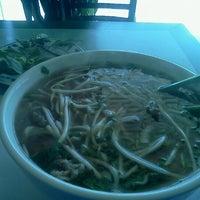 Photo taken at Pho Saigon Pasteur Vietnamese Noodle House by Craig F. on 7/30/2012