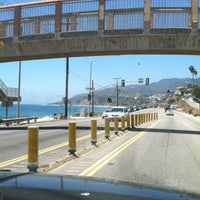 Photo taken at Pacific Coast Highway (PCH / CA-1) by Sarah C. on 6/29/2012
